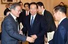 文大統領、日本の議員に「強制徴用の個人請求権、消滅していない」