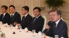 文大統領、日本議員に「和解・癒やし財団は機能が停止して解散」