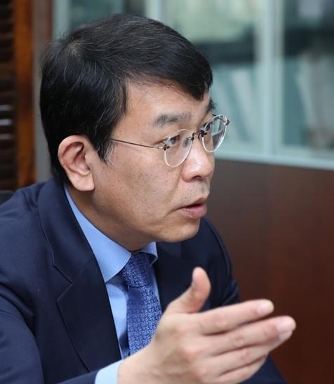 正義党の金鍾大(キム・ジョンデ)議員