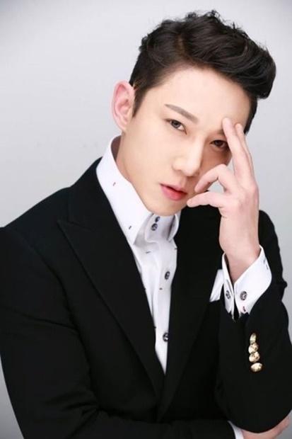 トロット歌手のジンヒョン