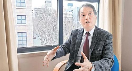 李鍾元(イ・ジョンウォン)早稲田大韓国学研究所長