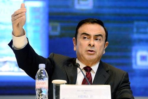 日産自動車前会長のカルロス・ゴーン被告