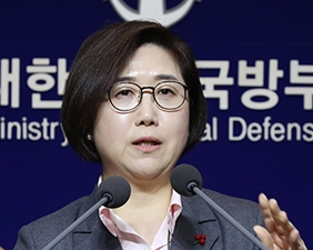 崔賢洙(チェ・ヒョンス)国防部報道官