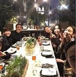 女優チェ・ジウ、「20年友情」女優ユ・ホジョンの誕生日パーティーを直接準備