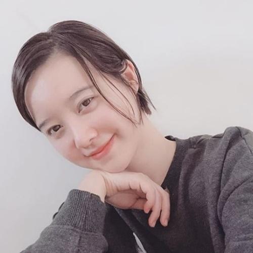 女優のク・ヘソン(写真=本人のSNS)