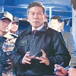 鄭景斗韓国国防部長官