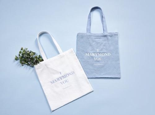 日本軍慰安婦被害者を後援するブランド「マリモンド(MARYMOND)」のカバン。(写真=マリモンドのホームページキャプチャ)