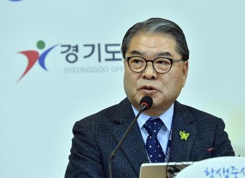 李在禎(イ・ジェジョン)元統一部長官・現京畿道教育監