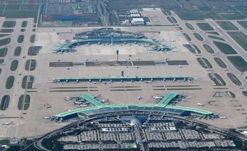仁川国際空港が2001年開港後初めて国際旅客を基準に世界5位となった。仁川国際空港の全景。(写真=仁川国際空港公社)