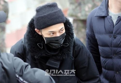 BIGBANGのG-DRAGON