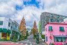 作家の散歩道を歩けば西帰浦旧都心で有名芸術家の足跡を感じることができる。(写真=韓国観光公社)