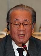 堺屋太一元経済企画庁長官兼作家(写真=中央フォト)