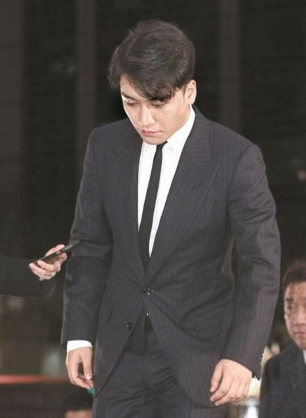 BIGBANGのV.Iさん