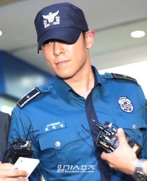 BIGBANGのT.O.Pさん