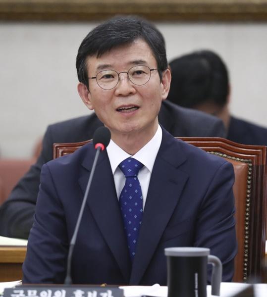 韓国海洋水産部長官候補の文成赫氏