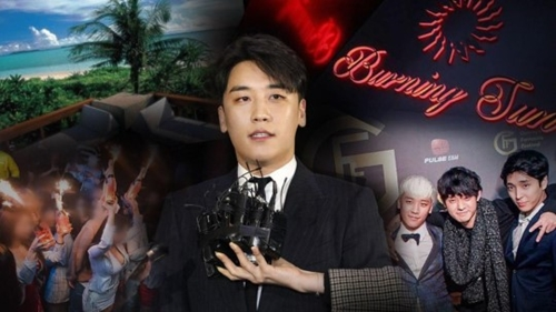 BIGBANGの元メンバーのV.Iさん