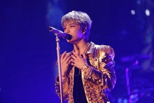 歌手キム・ジェジュン