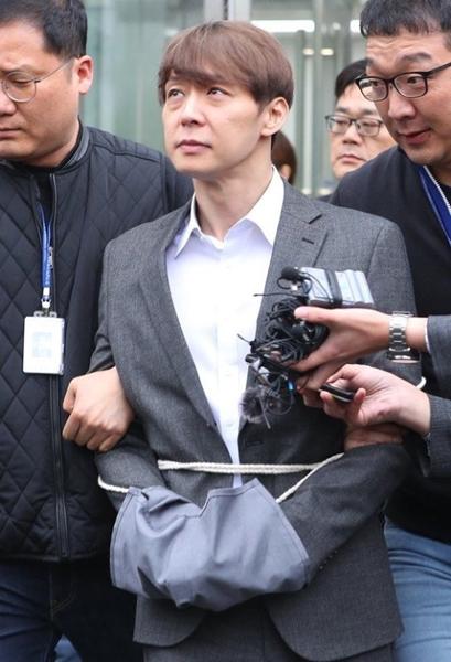パク・ユチョン容疑者
