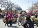 4月5日(金)から4月11日(木)まで「永登浦(ヨンドゥンポ) 汝矣島春の花祭り」が開催中です。期間中は路上パフォーマンス公演や夕方からはライトアップが実施されます。