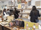 「object 西面店」はソウルにも店を構える韓国発の雑貨チェーン。文具にヘアアクセサリーなどデザイン性あるアイテムを入手できます。