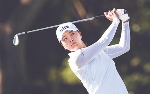 3月の4週間、女子ゴルフ世界ランキング1位のパク・ソンヒョン