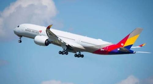 A350(写真提供=アシアナ航空)