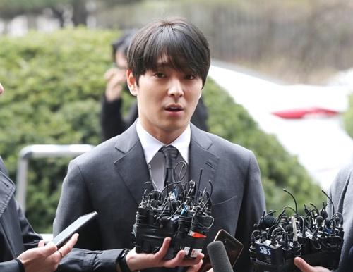チェ・ジョンフンさん(写真=韓国ニッカンスポーツ)