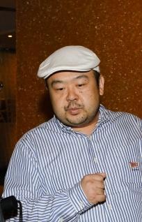 金正男(キム・ジョンナム)氏