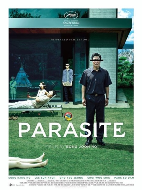 ポン・ジュノ監督の映画『Parasite』
