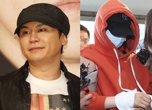 ヤン・ヒョンソク代表、ファン・ハナ被告