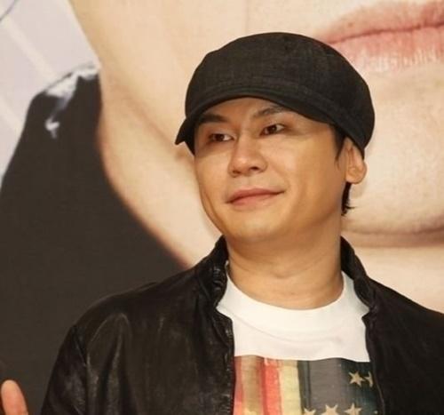 ヤン・ヒョンソクYGエンタテインメント代表(韓国日刊スポーツ)