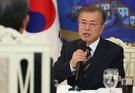 文大統領、「韓米同盟の強固さ、北朝鮮発射体への対応で輝いた」