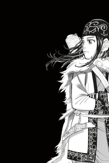 野田サトルの漫画『ゴールデンカムイ』に登場するアシ●(●は小書き片仮名リ)パ