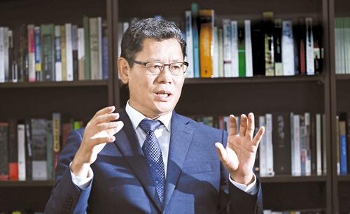 金錬鉄(キム・ヨンチョル)韓国統一部長官