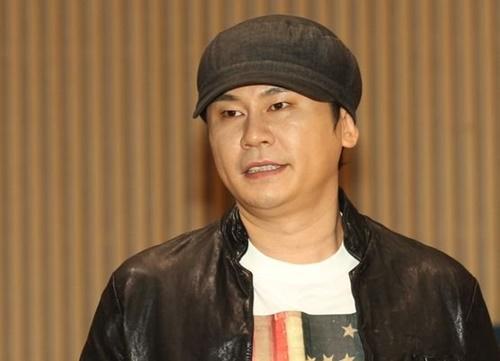 YGエンターテインメントのヤン・ヒョンソク前代表