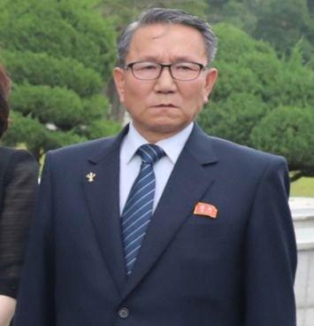 チャン・グムチョル統一戦線部長