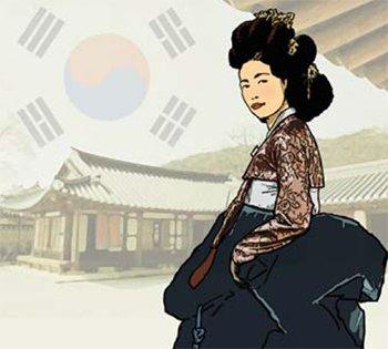 韓国の総合芸術家と言われる「妓生」