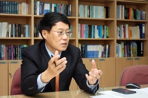 朴在勤(パク・ジェグン)韓国半導体・ディスプレー学会会長