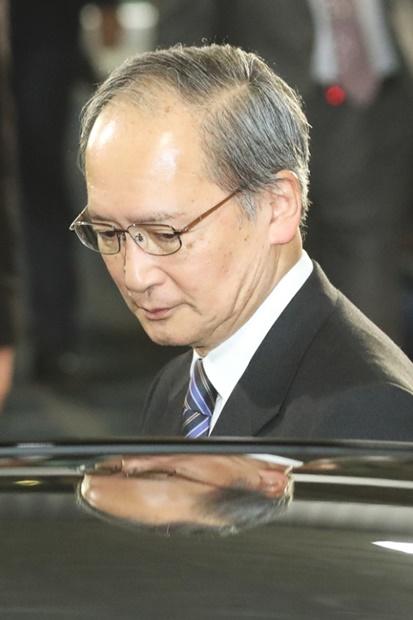 長嶺安政・駐韓日本大使