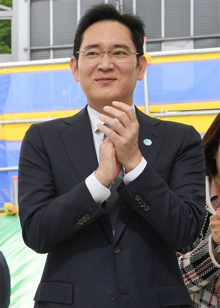 サムスン電子の李在鎔副会長