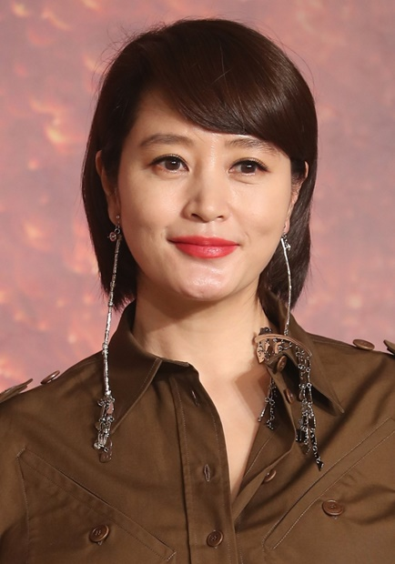 女優キム・ヘスさん