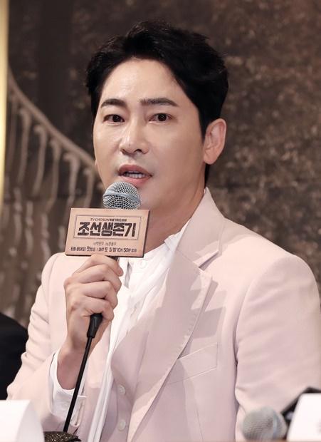 俳優カン・ジファンさん(写真=中央フォト)