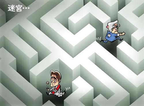 韓日関係、迷宮の中へ…