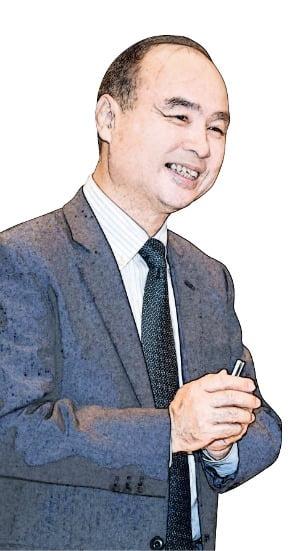 孫正義ソフトバンクグループ会長