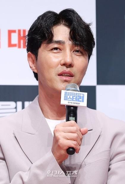 俳優チャ・スンウォン