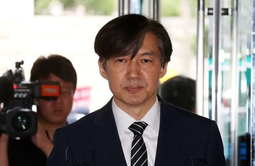 チョ・グク法務部長官候補