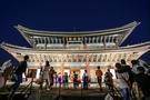 ソウル景福宮、9月中旬から夜間特別観覧