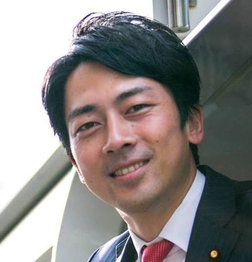小泉進次郎議員(写真=フェイスブック)