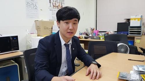 ト・ジョングン学生会長