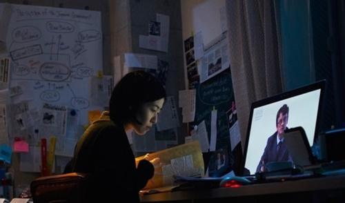 日本映画『新聞記者』のスチール写真